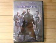Matrix Film DVD - Neo und Morpheus