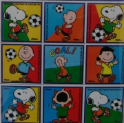 Peanuts Snoopy Charly Brown Magnete