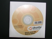 Ubuntu CD Version 8.04 - Desktop Edition