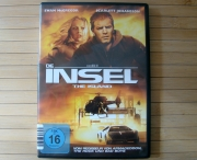 Die Insel - The Island SciFi DVD