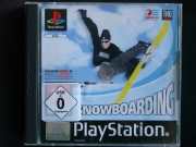 Playstation Snowboarding Sport PAL