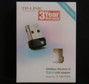 TP-Link TL-WN725N Wireless N Nano USB