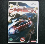 Wii Need for Speed: NfS Carbon