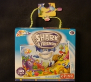 GRAFIX Puzzle in a Box - Shark Friends