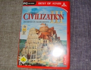 Sid Meiers Civilization 3 - Das Original