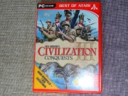 Sid Meiers Civilization 3 - Conquests