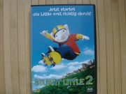 Stuart Little 2 DVD Film mit Snowbell