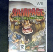 Rampage: Total Destruction Wii Monster