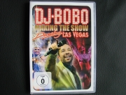 DJBobo Dancing Las Vegas Making the Show