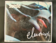SUEDE Electricity Single