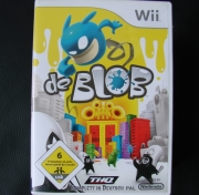 Wii - De Blob PAL Version Chroma