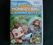 Super Monkey Ball - Banana Blitz WII