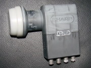 Sharp Universal Quad LNB