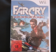 Far Cry Vengeance Wii FarCry