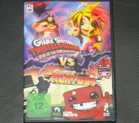 Giana Sisters vs. Super Meat Boy