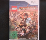 Lego Indiana Jones 2 für WII