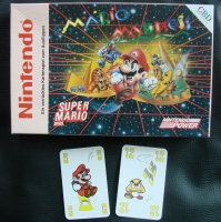 TOP Super Mario Madness Kartenspiel