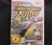 Wii - Need for Speed: Nitro
