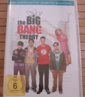 The Big Bang Theory - zweite Staffel