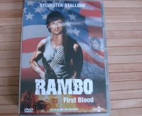 Rambo - First Blood - Silvester Stallone