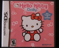 NDS Hello Kitty Daily Freunde