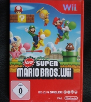New Super Mario Bros. [Nintendo Wii]