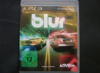 Rennspiel BLUR PS3 with Power Ups