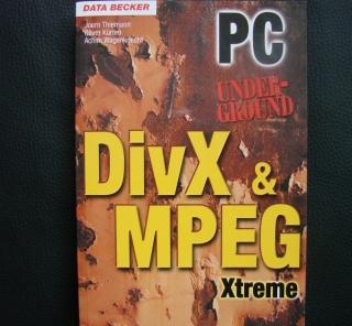 DivX  und  MPEG Xtreme von Data Becker