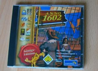 Anno 1602 - Königsedition