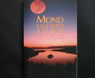 Mondkalender 2007