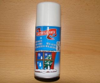 Kunstschnee Spray 150ml NEU Dekospray