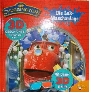 Chuggington - die Lok-Waschanlage 3D