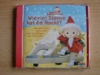 Unser Sandmännchen CD Nr. 3