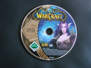 Originalbild zum Tauschartikel World of Warcraft - DVD Probeversion WoW