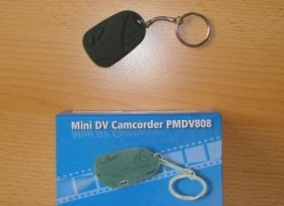Spy Cam MiniDVR 808 , Kamera MD80 DV808