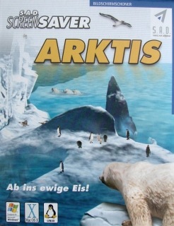 Originalbild zum Tauschartikel Arktis Screensaver - ewiges Eis -Windows