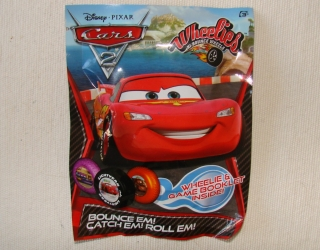 Disney Pixar Cars 2 Wheels Wheelies
