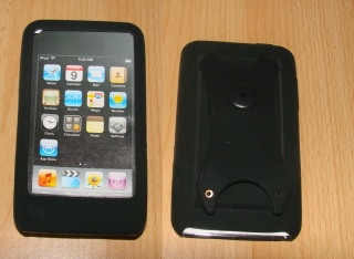 iPod 2G Silikontasche Gummihülle