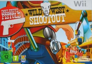 Wild West Shootout - Wii Shooter Spiel