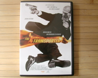 Originalbild zum Tauschartikel The Transporter - Der Transporter DVD