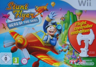 Originalbild zum Tauschartikel Stunt Flyer - Heroes of the Skies - Wii