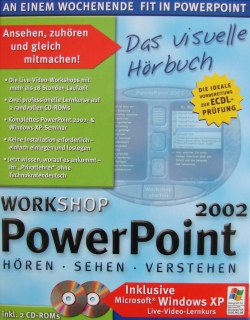 Originalbild zum Tauschartikel Workshop Powerpoint 2003 Tutorial Kurs