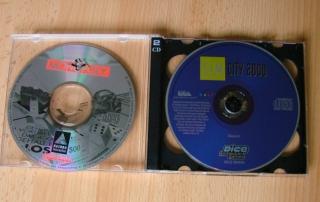 SimCity 2000 + Monopoly