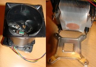 Coolermaster CPU Lüfter