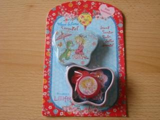 Prinzessin Lillifee 4 Mini-Stempel