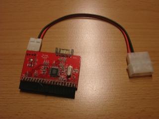 IDE zu SATA Adapter für IDE Festplatten