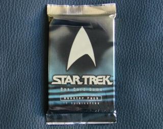 Star Trek - Booster Pack 15 Spielkarten