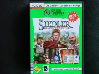 Die Siedler: Das Erbe der Könige DVD PC