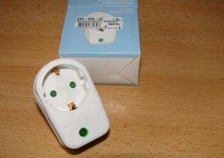 Überspannungsschutz Geräte-Stecker ACDC