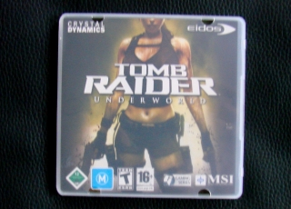 Originalbild zum Tauschartikel Tomb Raider Underworld - Lara Croft